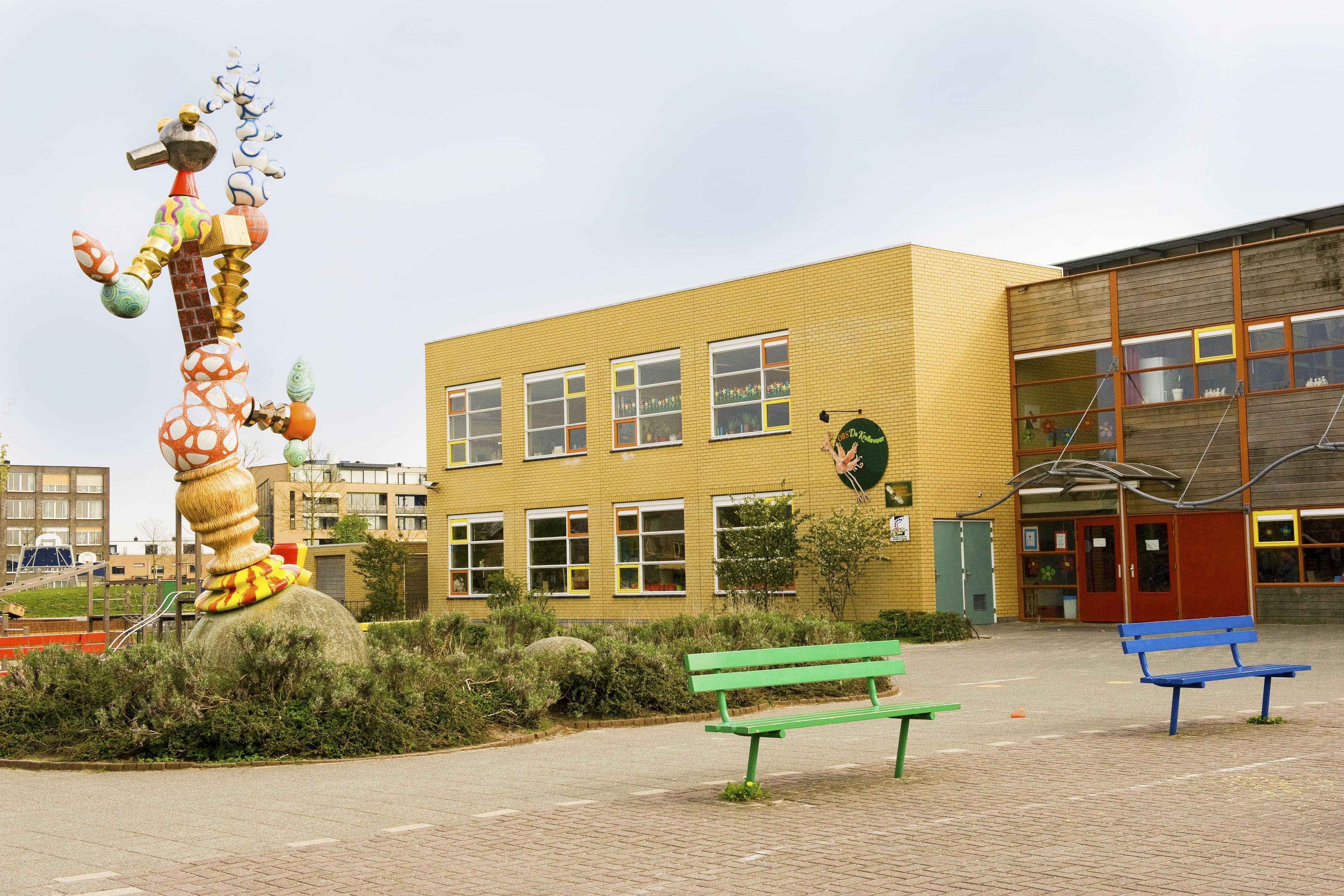 Schoolplein Stadshagen