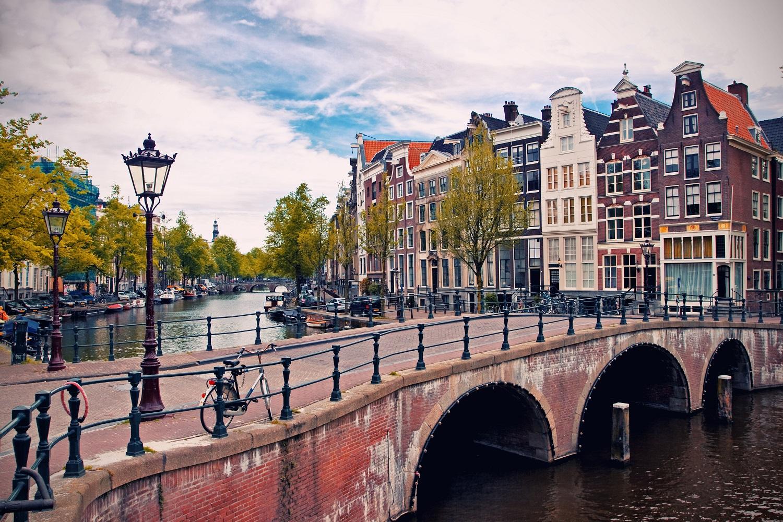 Amsterdam kanaal